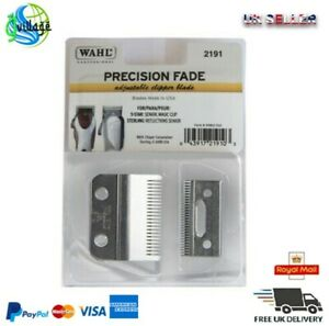 WAHL PRECISION FADE BLADE 2191 For Magic Clip And Five Star Two Hole Clipper