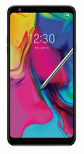 LG Stylo 5 - 32GB - Silvery White (BOOST MOBILE)
