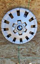"""2000 BMW 323 E46 15"""" Hub Caps For Steel Wheels Wheel Covers OEM 36131094780"""