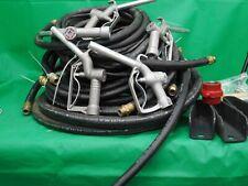 Fuel Transfer Hose & Fuel Nozzles - 8 Hose & 5 Nozzles & More