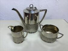 Kaffee Set 830 Silber