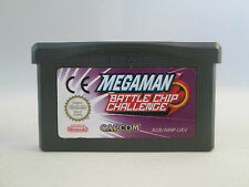 Nintendo Gameboy Advance GBA SP DS - Mega Man Battle Chip Challenge