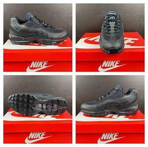 Nike Air Max 95 Essential Black Running Shoes [CI3705-001] Men's Sz 9.5