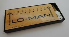Vintage Lo Man Are Jay Game Co Made In USA Totem Pole Game R16384
