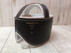 "Sammons Preston High Quality Leather Protective Helmet 20"" 920232"