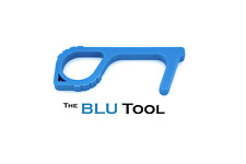 The Blu Tool: No Touch Tool with Antimicrobial Copper Infused Surface