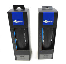 Schwalbe Pro One 700x25 TL-Easy Microskin Tubeless Clincher Tire Set (PAIR) NEW