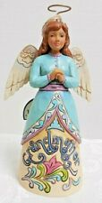 "Jim Shore Easter/Spring ""Always Believing"" GRANDMOTHER ANGEL #4057686 NWT F/S"