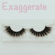 100% Real Natural 3D Mink  False Lashes Wispy Thick Long Sexy Party Eyelashes