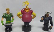 Bowen Designs - Warriors Three - 3pack - #544/700 - Bust Statues