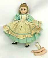 Vintage Madame Alexander Little Women Amy Doll Tagged Complete Outfit 11.5""