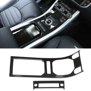 2pcs Center Console Gear Panel Trim for Land Rover Range Rover Evoque 2012-17 AU