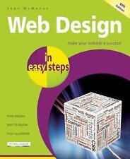 Web Design in Easy Steps (Paperback or Softback)