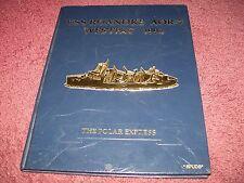 USS ROANOKE AOR-7 WESTPAC DEPLOYMENT CRUISE BOOK YEAR LOG 1994 - NAVY
