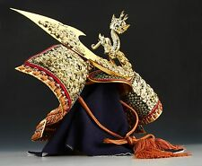 Great Samurai Helmet -A Replica of National Treasure Style- 龍玉