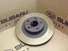 Genuine OEM Subaru Outback GT Front Brake Rotor 2012 - (26300AE091)