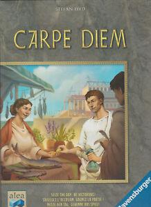 Strategiespiel CARPE DIEM - alea - von Stefan Feld (Die Burgen von Burgund, ...)
