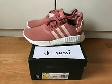 Adidas NMD R1 W Raw Pink US Womens 8,5 EU 40 2/3 UK 7 Peach PK Runner OG S76006