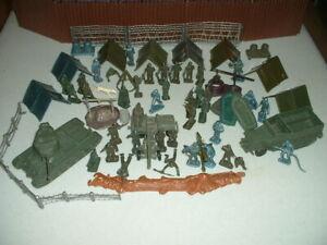 Vintage MARX Training Center Playset Figures & Accessories-Vehicles