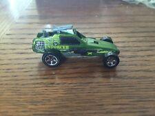 Hot Wheels Enforcer Green