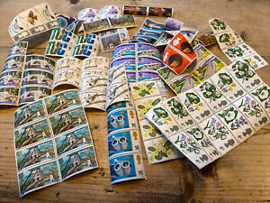 Job Lot Unposted Pre Decimal Stamps