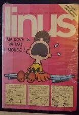 LINUS n°7 1983 con rarissima Decalcomania di Andrea Pazienza Unico su EBAY [C88]