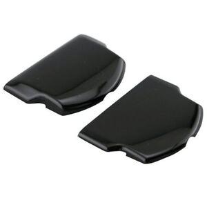 Black Slim Extended Battery Door Set Back Cover Case for Sony PSP 3000 2000 Slim