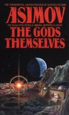 The Gods Themselves by Isaac Asimov paperback book FREE SHIPPING aliens