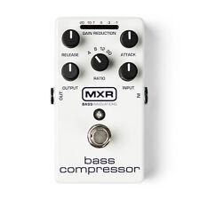 Mxr M87 Bass Compressor Bass Effect Pedal - New
