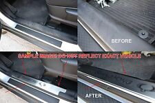 Entry Door Sill Guards Inside Plastic Scuff Protection fit VW Golf VII Variant