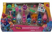 DreamWorks Stylin' Trolls Hasbro Collection Pack with 10+ Accessories