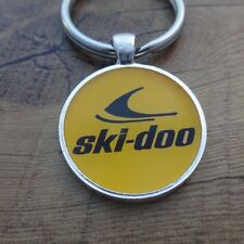 Ski Doo Snowmobile Reproduction Keychain MXZ