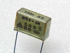 2 x MEX 0,047uF 275v película de polipropileno Class X2
