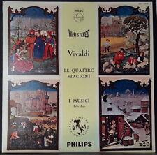 PHILIPS 835 030 AY 1980 KOREA LP VIVALDI LE QUATTRO STAGIONI I MUSICI FELIX AYO