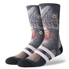 STANCE Classic Medium Cushion Taylor Creek Crew Socks sz L Large (9-12)