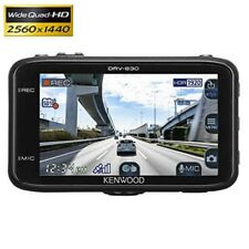 KENWOOD DRV-830 Car Dashboard Camcorder WideQuad-HD Fast Shipping From Japan EMS