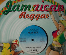 """KC WHITE - FIGHTING FOR LIBERTY - JUGGLIN MASTER - 12"""""""