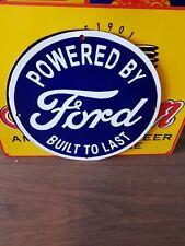 Ford New Quality Porcelain Enamel Sign