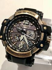 Rare casio g shock GPW1000TBS baselword Limited Edition 2015