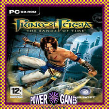 Prince Of Persia: The Sands Of Time (PC) Brand New