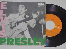 """ELVIS PRESLEY -Blue Suede Shoes- 7"""" EP 45 Mexico Pressung"""
