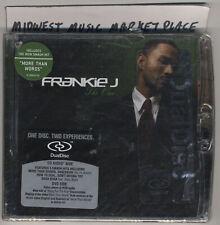 Frankie J - The One - CD + DVD-Audio DualDisc - New & Sealed with Hype Sticker!!
