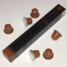 Nespresso HAZELNUT Capsules VARIATIONS Limited Ed Coffee Espresso Int 6 >caramel