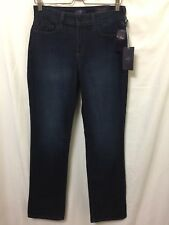 NOT YOUR DAUGHTERS JEANS WOMEN ~ US 4 AU 8 ~ NEW W/ TAGS PANTS TROUSERS STRAIGHT