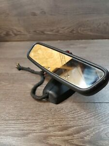 BMW 5er E60 E61 Interior Mirror Mirror Dimming Electric With Buttons GTO 9051549