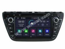 "Autoradio 8"" Android 9.0 Suzuki S-Cross 2013-2015 Navigatore 4gb 32gb wifi Usb"