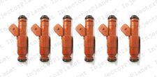 Set of 6 Bosch 0280155831 fuel injector 03-06 Volvo XC90 T6 B6294T 9186340