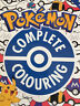 The Official Pokemon Complete Colouring Book by Pokemon New Paperback Book