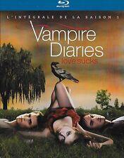 Vampire diaries - Saison 1 - Coffret 4 Blu Ray - Comme Neuf