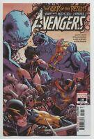 AVENGERS #18 MARVEL comics NM 2019 Jason Aaron 🔥🔥🔥